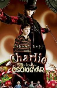 Charlie és a csokigyár megnézése