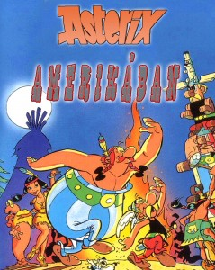 Asterix Amerikában teljes mese