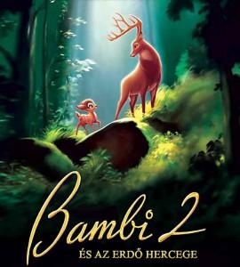 Bambi 2. - Bambi és az erdő hercege online mesefilm