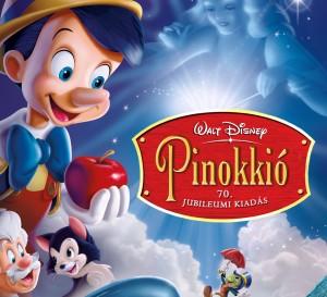 Pinokkió online mesefilm