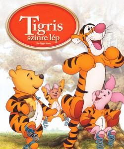 Tigris színre lép teljes mesefilm