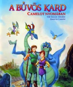A bűvös kard – Camelot nyomában online mesefilm