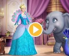 Barbie, a Sziget hercegnője teljes mesefilm