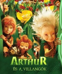 Arthur és a villangók teljes mesefilm