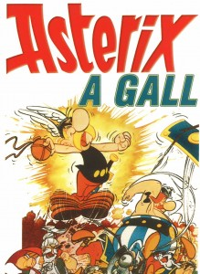 Asterix, a gall online mese