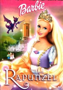 Barbie, mint Rapunzel teljes mesefilm