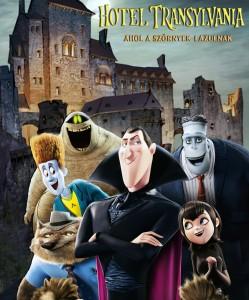 Hotel Transylvania - Ahol a szörnyek lazulnak teljes mesefilm