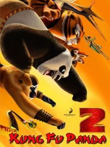 Kung Fu Panda 2. online mesefilm