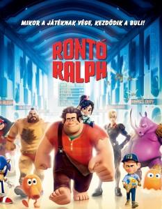 Rontó Ralph online mesefilm