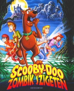 Scooby-Doo a zombik szigetén online mesefilm