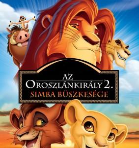 Az oroszlánkirály 2. - Simba büszkesége teljes mesefilm