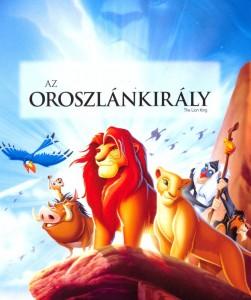 Az oroszlánkirály teljes mesefilm