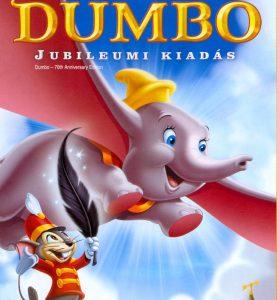 Dumbo, a repülő elefánt online mese