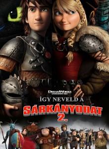 Gyerek – Budapest Így neveld a sárkányodat 2. online mesefilm