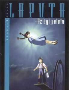 Laputa - Az égi palota teljes mesefilm