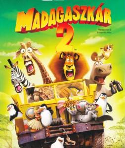 Madagaszkár 2. - Az elveszett sziget teljes mesefilm