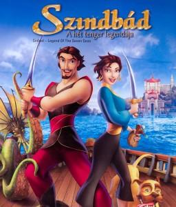 Szindbád - A hét tenger legendája teljes mesefilm
