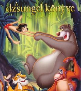 A dzsungel könyve teljes mesefilm