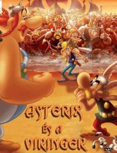 Asterix és a vikingek online mese