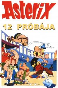 Asterix tizenkét próbája online mesefilm