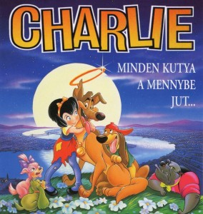 Charlie - Minden kutya a mennybe jut online mesefilm