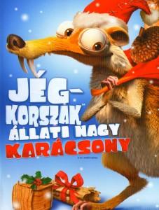 Jégkorszak - Állati nagy karácsony online mesefilm
