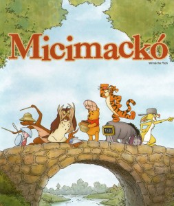 Micimackó kalandjai teljes mesefilm