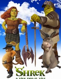 Shrek a vége, fuss el véle online mesefilm