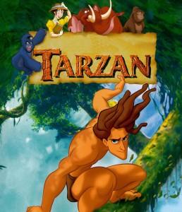 Tarzan online mese