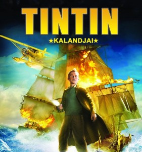 Tintin kalandjai online mese