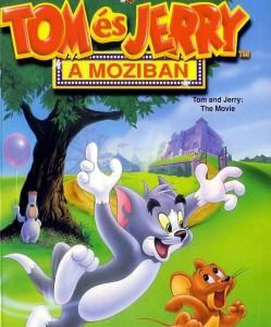 Tom és Jerry - A moziban! teljes mesefilm