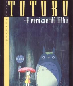 Totoro - A varázserdő titka teljes mesefilm