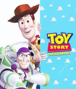 Toy Story - Játékháború online mesefilm