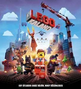 A Lego kaland online mesefilm