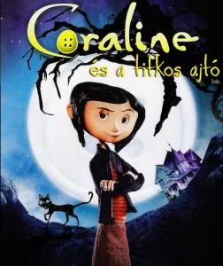 Coraline és a titkos ajtó online mese
