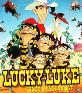 Lucky Luke - Irány a vadnyugat online mesefilm