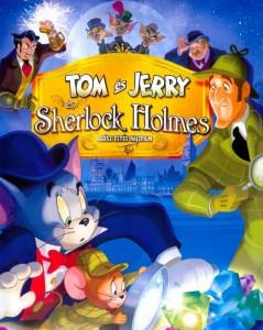 Tom és Jerry és Sherlock Holmes online mesefilm