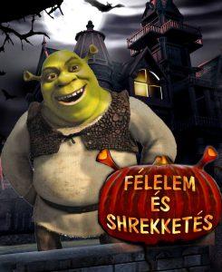Félelem és Shrekketés online mesefilm