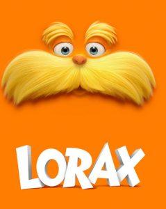 Lorax teljes mese