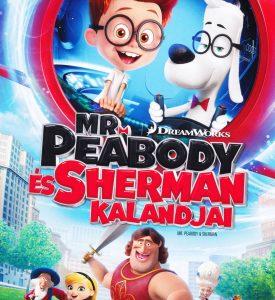 Mr. Peabody és Sherman kalandjai online mese