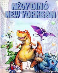 Négy dinó New Yorkban online mese