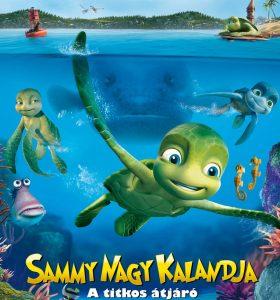 Sammy nagy kalandja - A titkos átjáró teljes mesefilm