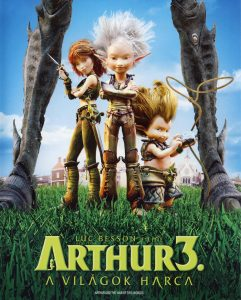 Arthur 3 - A világok harca teljes mese