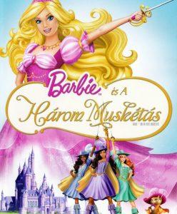 Barbie és a Három Muskétás teljes mesefilm