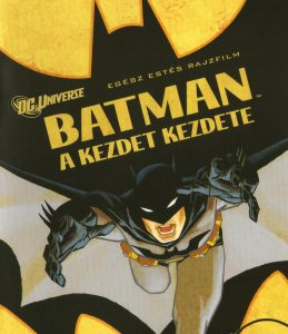 Batman: A kezdet kezdete online mese