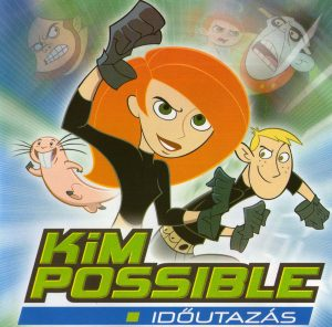 Kim Possible - Időutazás online mesefilm