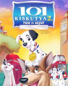 101 kiskutya II. - Paca és Agyar teljes mesefilm