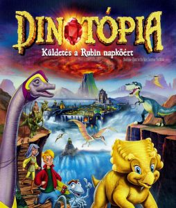 Dinotopia teljes mese