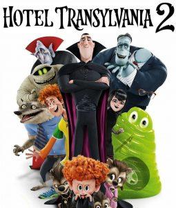 Hotel Transylvania 2. - Ahol még mindig szörnyen jó online mesefilm