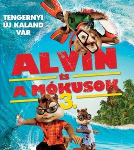 Alvin és a mókusok 3. online mesefilm